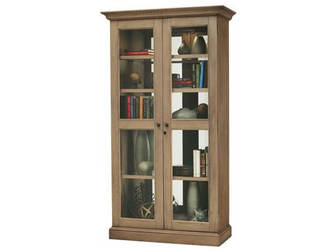 Howard Miller Clock Co. - Lennon IV Display Cabinet - 670-008