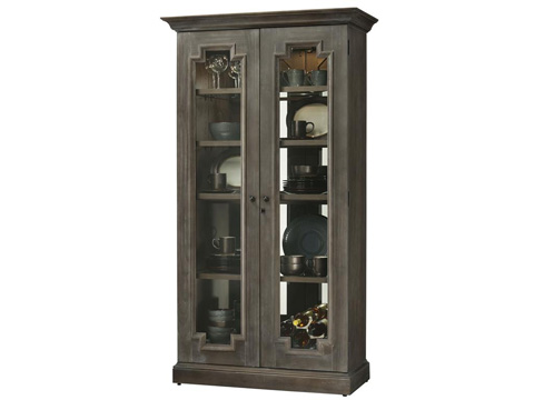 Howard Miller Clock Co. - Chasman Display Cabinet - 670-010