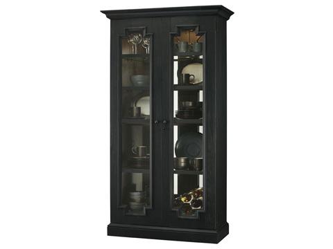 Howard Miller Clock Co. - Chasman IV Display Cabinet - 670-013