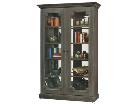 Howard Miller Clock Co. - Desmond Display Cabinet - 670-015