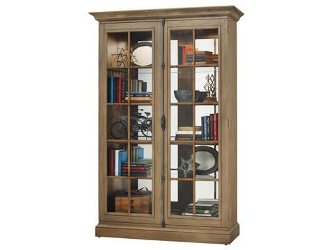 Howard Miller Clock Co. - Clawson II Display Cabinet - 670-021