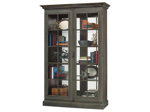 Howard Miller Clock Co. - Clawson III Display Cabinet - 670-022