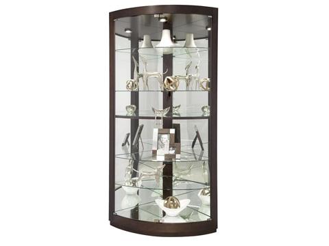 Howard Miller Clock Co. - Gillian Display Cabinet - 680-603