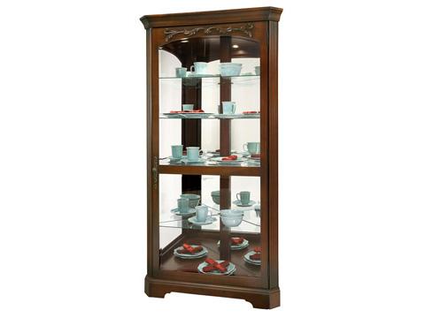 Howard Miller Clock Co. - Tessa Display Cabinet - 680-605