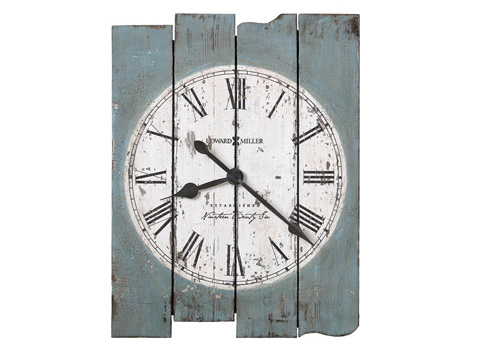 Image of Mack Road Wall Clock