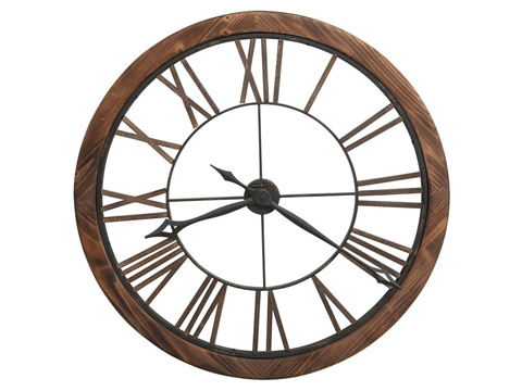 Image of Thatcher Round Wall Clock