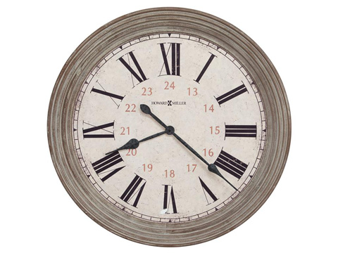 Image of Nesto Round Wall Clock
