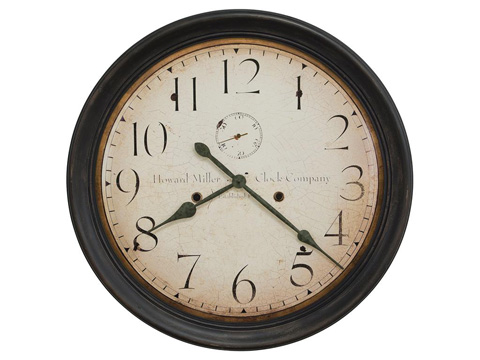 Image of Squire Round Wall Clock
