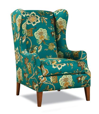 Huntington House - Wingback Chair - 7444-50