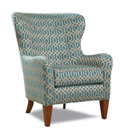 Huntington House - Wingback Chair - 7475-50