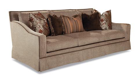 Huntington House - Three Cushion Sofa - 3366-20
