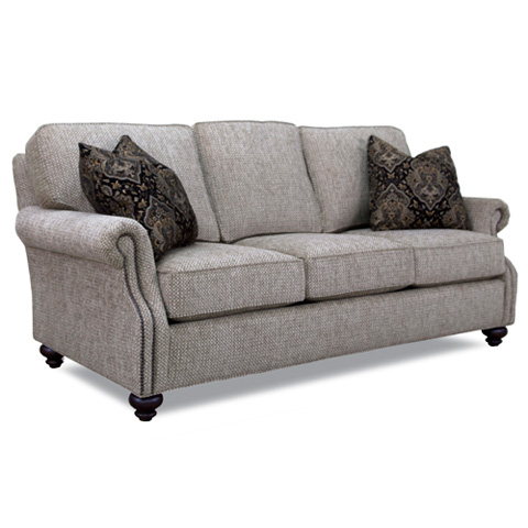 Huntington House - Three Cushion Sofa - 2051-10