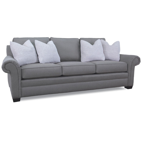 Huntington House - Upholstered Sofa - 2062-80