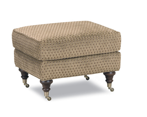 Huntington House - Ottoman with Casters - 7366-55