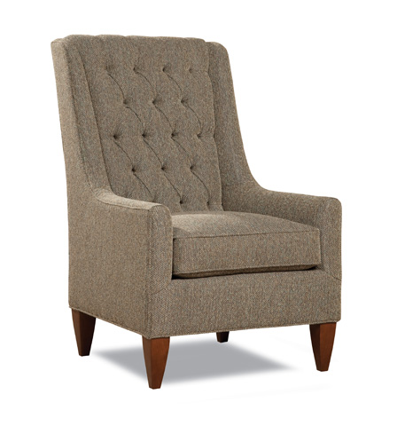 Huntington House - Tufted Back Chair - 7433-50