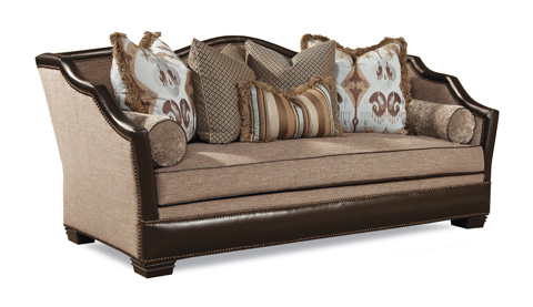 Huntington House - Scatterback Sofa - 7461-20