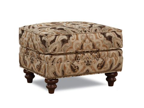 Huntington House - Rectangular Ottoman - 7481-55