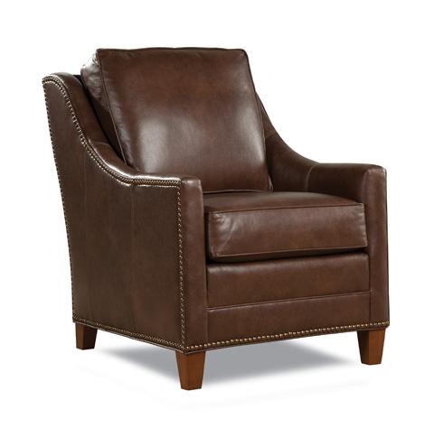 Huntington House - Leather Chair - 7685-50