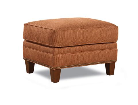 Huntington House - Rectangular Upholstered Ottoman - 7685-55