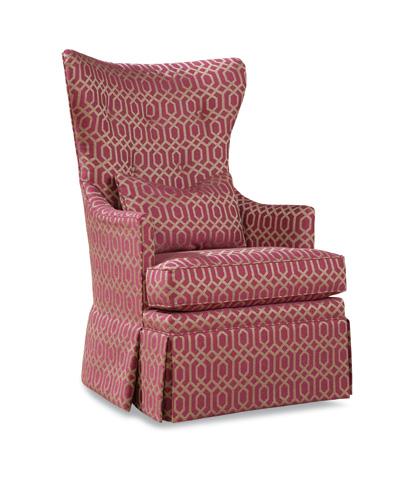 Huntington House - Wingback Chair - 3392-50