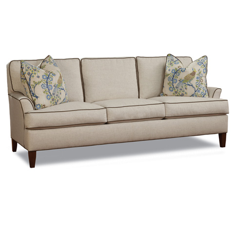 Huntington House - Larger Three Cushion Sofa - 2031-20