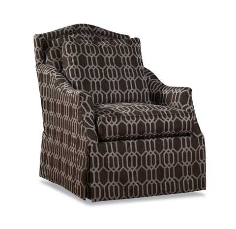 Huntington House - Swivel Chair - 3355-56