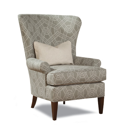 Huntington House - Accent Wingback Chair - 7491-50