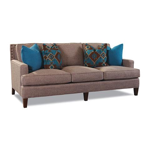 Huntington House - Three Cushion Sofa - 7219-20