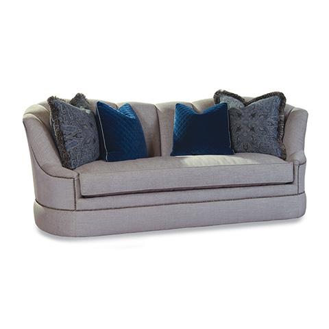 Huntington House - Upholstered One Cushion Sofa - 7701-20