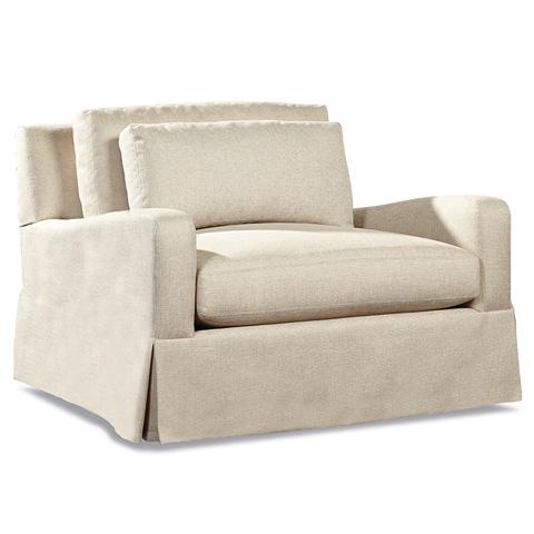 Huntington House - Chair and a Half - 3185-60