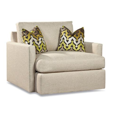 Huntington House - Chair and a Half - 7230-60