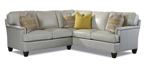 Huntington House - Two Piece Sectional - 2041SECT