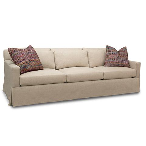 Huntington House - Sofa with Waterfall Skirt - 3186-20