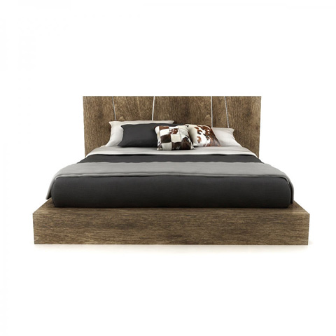 Huppe - King Platform Bed - 008153-BED