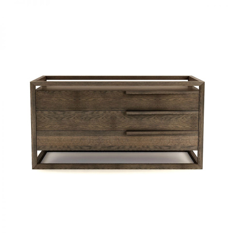 Image of Three Drawer Dresser