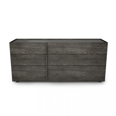 Image of Six Drawer Dresser