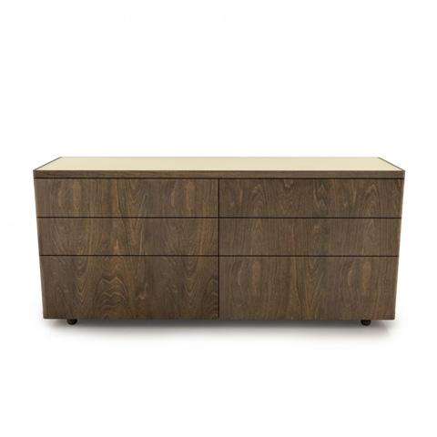 Huppe - Six Drawer Dresser - 02535V
