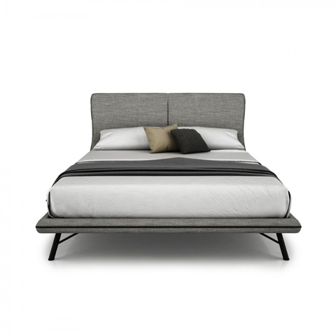 Image of Linea King Upholstered Bed