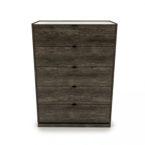 Image of Cloé Five Drawer Chest