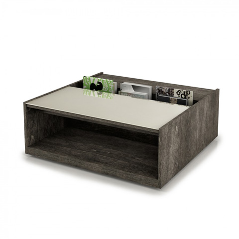 Image of Cloé Square Coffee Table
