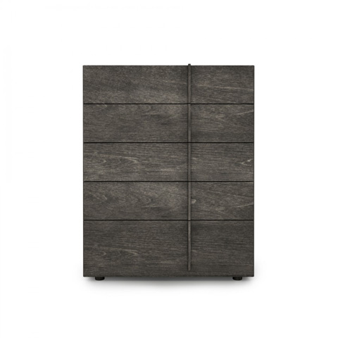 Image of Plank Five Drawer Chest