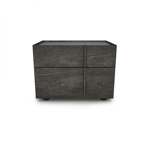 Image of Plank Left Nightstand