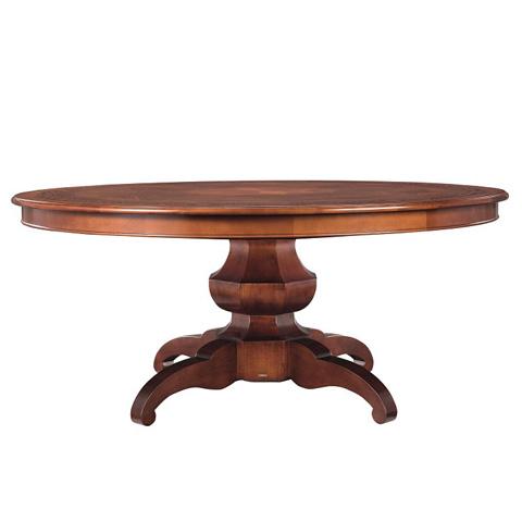 Hurtado - Round Dining Table - 203362-1