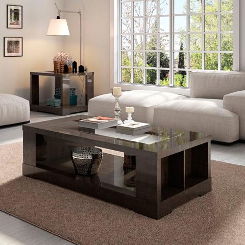Hurtado - Square Cocktail Table - 203877