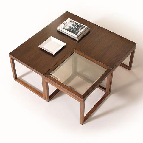 Hurtado - Rectangular Cocktail Table - 204936