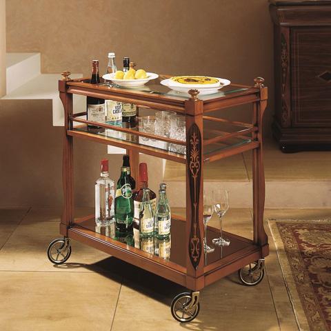 Image of Tea Cart