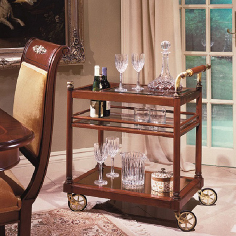 Hurtado - Tea Cart - 302305