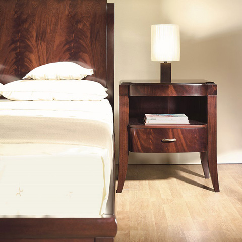 Hurtado - Bedside Table - 303258