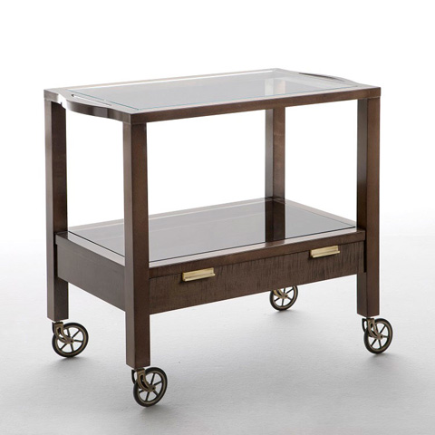 Image of Tea Cart