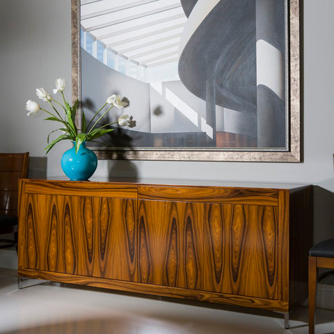 Image of Low Credenza